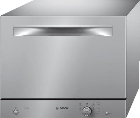 Bosch SKS51E28EU Kompakt-Geschirrspüler/ Energieeffizienzklasse A+
