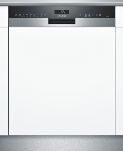 Siemens SN558S02ME speedMatic Einbau-Geschirrspüler/ EEK A++ (Spektrum: A+++ bis D)