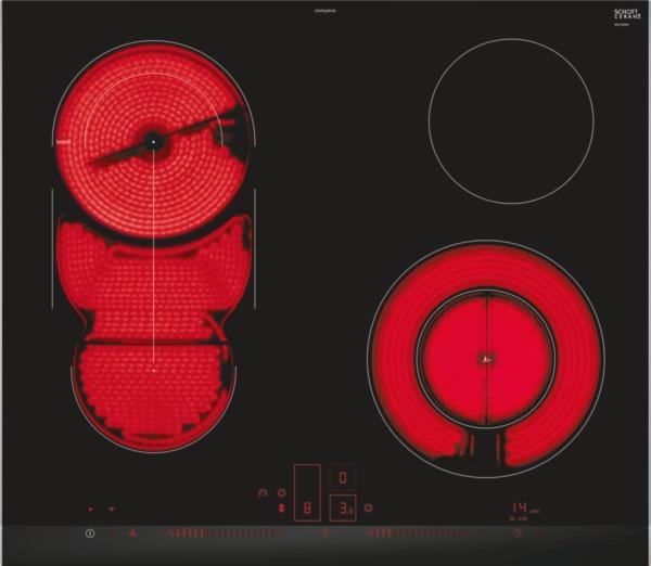Siemens ET675LMV1D Glaskeramikkochfeld IQ 500