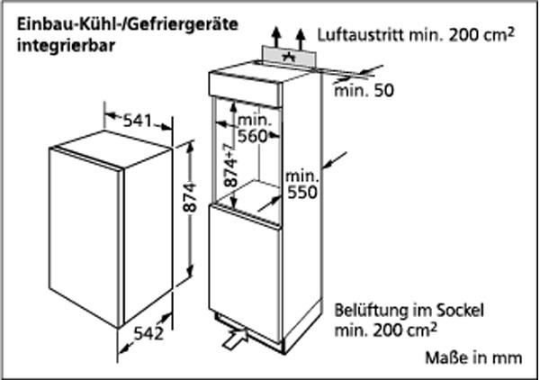 siemens gi21vaf30 einbau gefrierschrank energieeffizienzklasse a. Black Bedroom Furniture Sets. Home Design Ideas