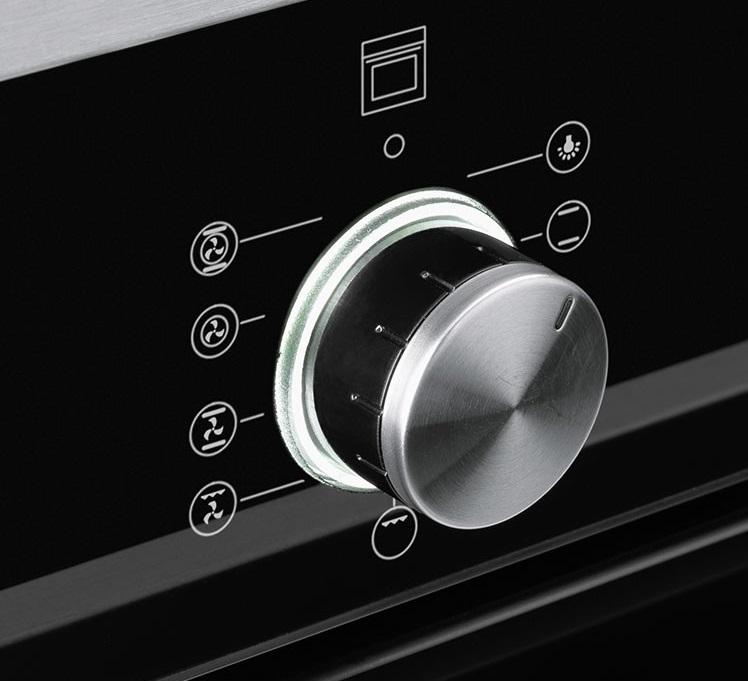 oranier ebs9936 10 elektro einbaubackofen gkm2477 04 gaskochfeld edelstahl backofen. Black Bedroom Furniture Sets. Home Design Ideas