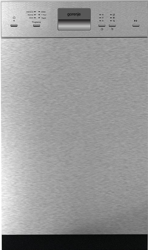 Gorenje GI51010X Einbau-Geschirrspüler/ Energieeffizienzklasse A++