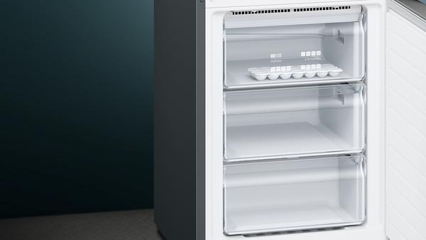 Siemens Kühlschrank Gefrierkombination : Siemens kg nvi b stand kühl gefrierkombination