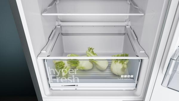 Siemens Kühlschrank Gefrierkombi : Siemens kg vul b kühl gefrierkombination energieeffizienzklasse