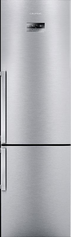Grundig GKN 16230 FX Stand-Kühl-Gefrierkombination/ Energieeffizienzklasse A+++