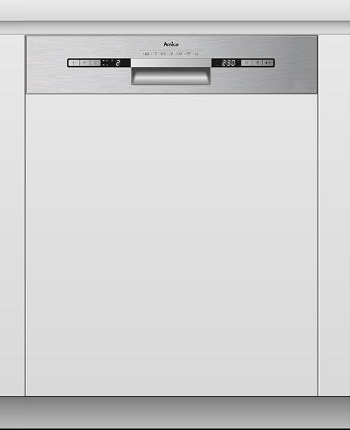 Amica EGSP14685E Einbau-Geschirrspüler/ Energieeffizienzklasse A++