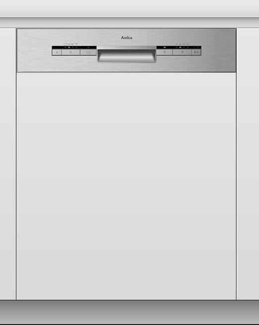 Amica EGSP 14797 E Einbau-Geschirrspüler/ Energieeffizienzklasse A+