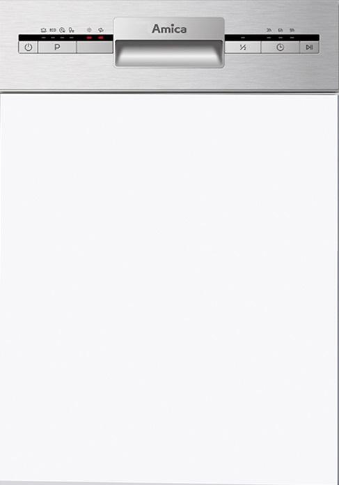 Amica EGSP 14695 E Einbau-Geschirrspüler/ Energieeffizienzklasse A+