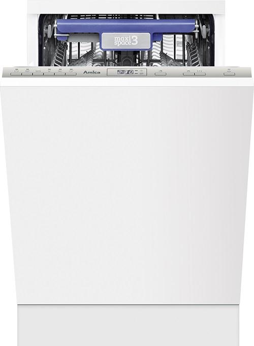 Amica EGSP 14684 V Einbau-Geschirrspüler/ Energieeffizienzklasse A++