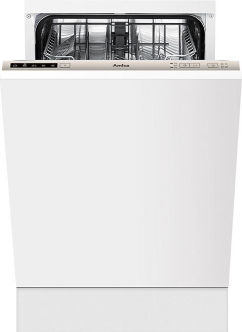 Amica EGSP 14668 V Einbau-Geschirrspüler/ Energieeffizienzklasse A++