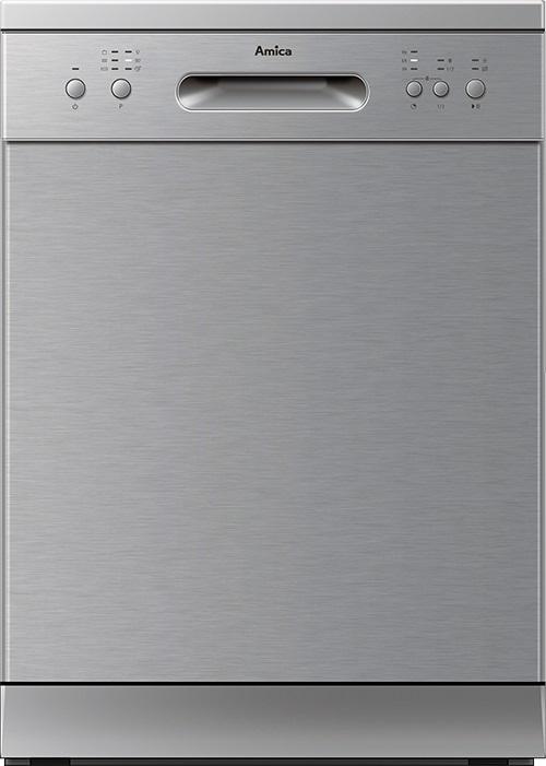 Amica GSP 14755 E Stand-Geschirrspüler/ Energieeffizienzklasse A++