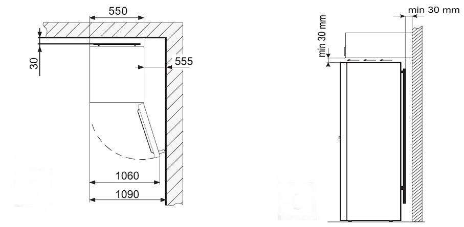 Amica Ks 15615 B Kuhlschrank Mit Gefrierfach Energieeffizienzklasse
