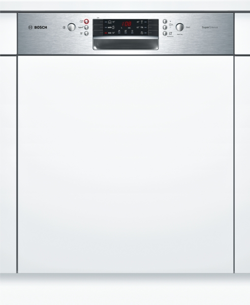 Bosch SMI46IS03E Einbau-Geschirrspüler/ Energieeffizienzklasse A++