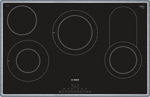 Bosch PKC845FP1D Glaskeramik-Kochfeld