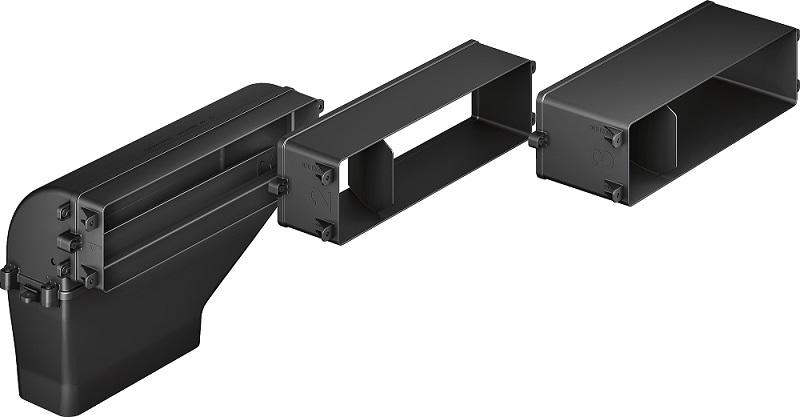 Bosch HEZ381400 Abluft Set
