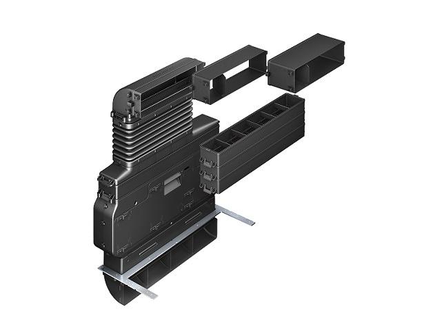 Bosch HEZ381500 Umluft Set