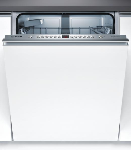 Bosch SBV46IX03E Einbau-Geschirrspüler XXL, Energieeffizienzklasse A++