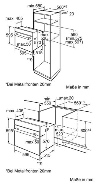 set siemens hb34ab550 elektro einbaubackofen lagermania p6401d9x gaskochfeld. Black Bedroom Furniture Sets. Home Design Ideas