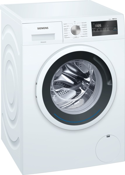 Siemens WM14N121 Waschmaschine Frontlader/ Energieeffizienzklasse  A+++ (Spektrum: A+++ bis D)