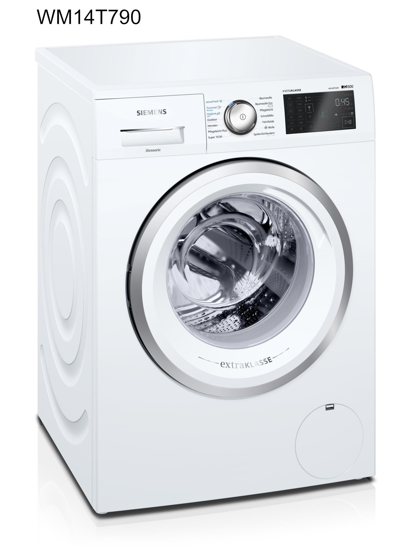 Siemens WM14T790 Waschmaschine / Energieeffizienzklasse A+++