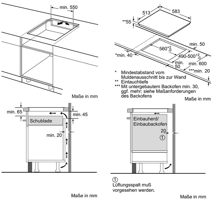 neff xb46i elektro einbaubackofen set mit. Black Bedroom Furniture Sets. Home Design Ideas