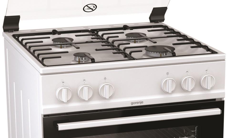 Gorenje Kühlschrank Bedienungsanleitung : Gorenje g wh gasherd mit gasbackofen energieeffizienzklasse a