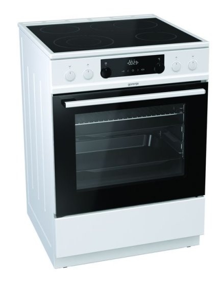 Gorenje EC 6352 WPA Elektro-Standherd mit Glaskeramik-Kochfeld/ Energieeffizienzklasse A