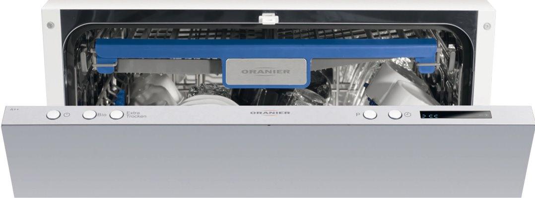 Oranier Gavi758463 Einbau-Geschirrspüler vollintegrierbar/ Energieeffizienzklasse A+++