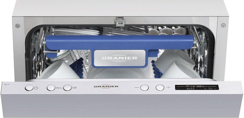 Oranier GAVI758548 Einbau-Geschirrspüler vollintegrierbar/ Energieeffizienzklasse A++