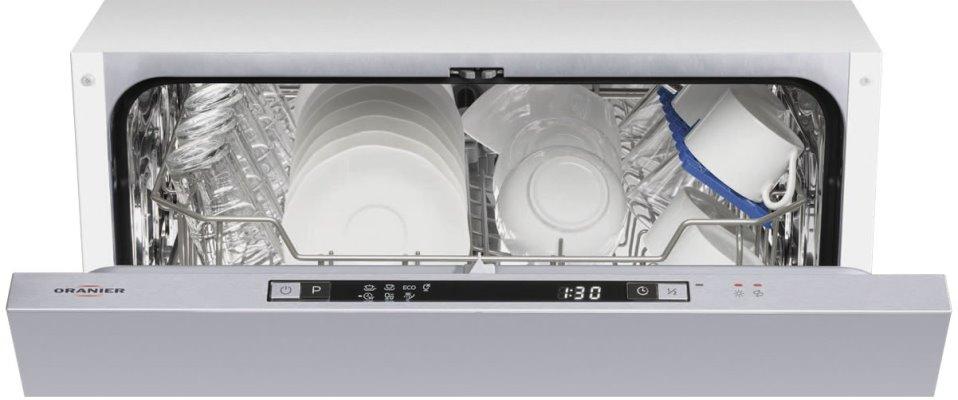 Oranier GAVI7589XL Einbau-Geschirrspüler vollintegrierbar/ Energieeffizienzklasse A++