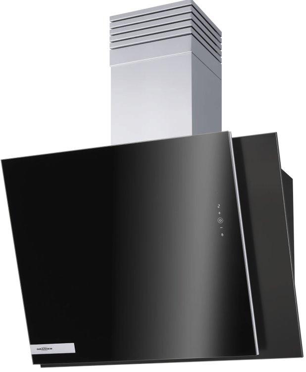 Oranier Opal75S 862675 Wandhaube im Kopffrei-Design/ Energieeffizienzklasse A