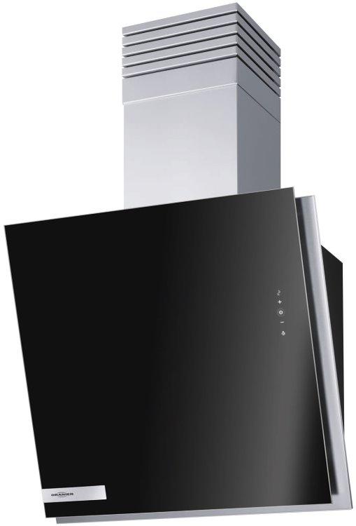 Oranier DavaraS60 863360 Wandhaube im Kopffrei-Design/ Energieeffizienzklasse A