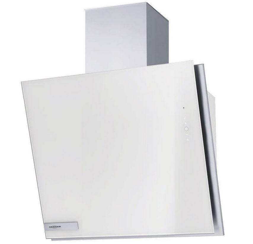 Oranier DavaraW60 863460 Wandhaube im Kopffrei-Design/ Energieeffizienzklasse A
