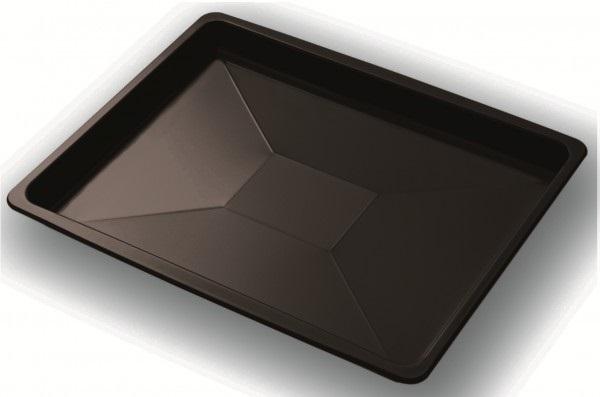 Beko 4480100025 Fettpfanne schwarz emailliert