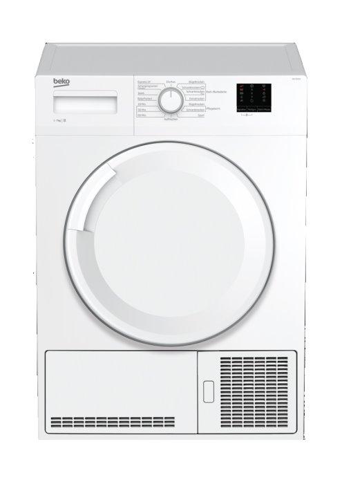 Beko DCU7230N Kondenstrockner/ Energieeffizienzklasse B