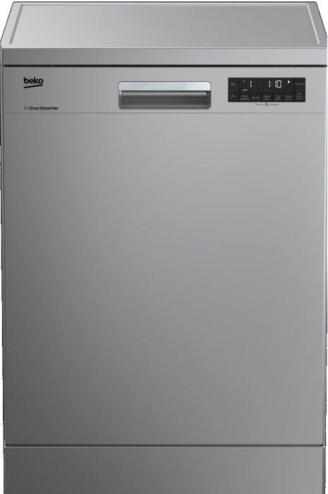 Beko DFN26420S Stand-Geschirrspüler/ Energieeffizienzklasse A++