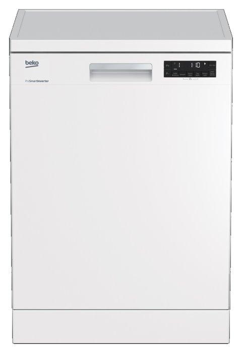 Beko DFN26420W Stand-Geschirrspüler/ Energieeffizienzklasse A++