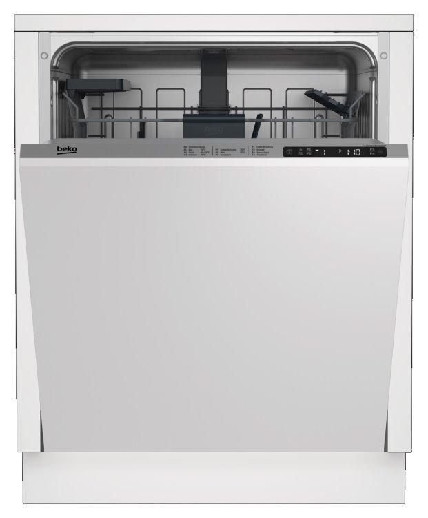 Beko Din26421 Einbau Geschirrspuler Energieeffizienzklasse A