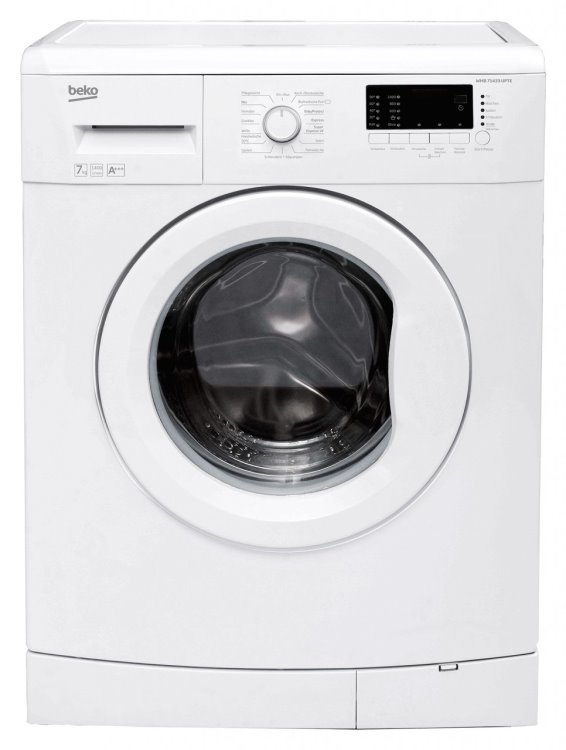 Beko WMB71433UPTE Waschmaschine Frontlader/ Energieeffizienzklasse A+++