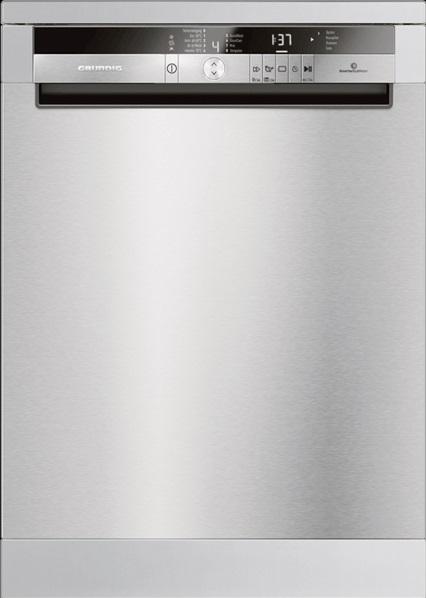 Grundig GNF41825X Stand-Geschirrspüler/ Energieeffizienzklasse A++