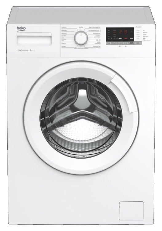 Beko WML71433NP Waschmaschine/ Energieeffizienzklasse A+++