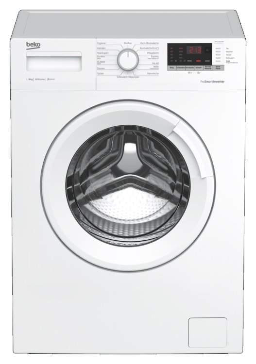 Beko WML81633NP Waschmaschine/ Energieeffizienzklasse A+++