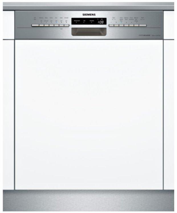 Siemens SN536S01PD Einbau-Geschirrspüler/ Energieeffizienzklasse A+++