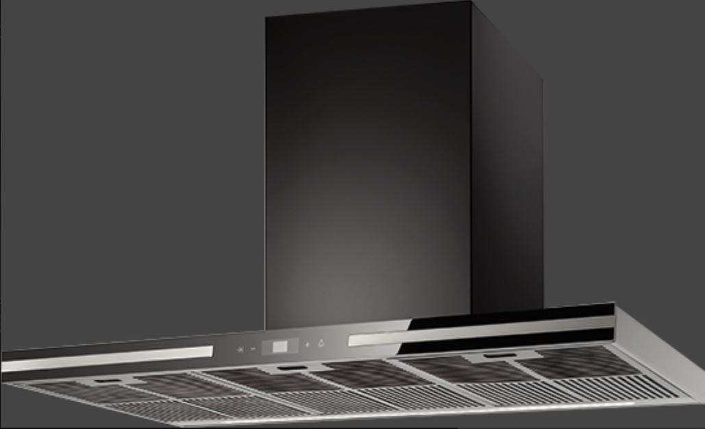 Küppersbusch DW9500.0S Wand-Dunstabzugshaube/ Energieeffizienzklasse A+