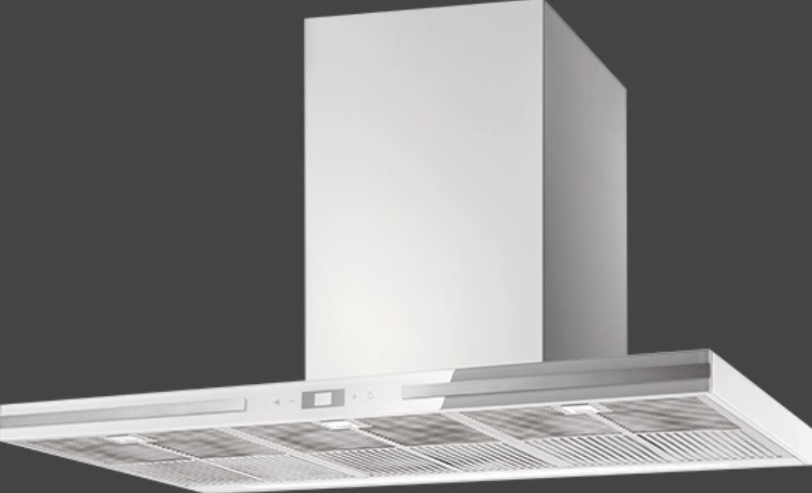 Küppersbusch DW9500.0W Wand-Dunstabzugshaube/ Energieeffizienzklasse A+