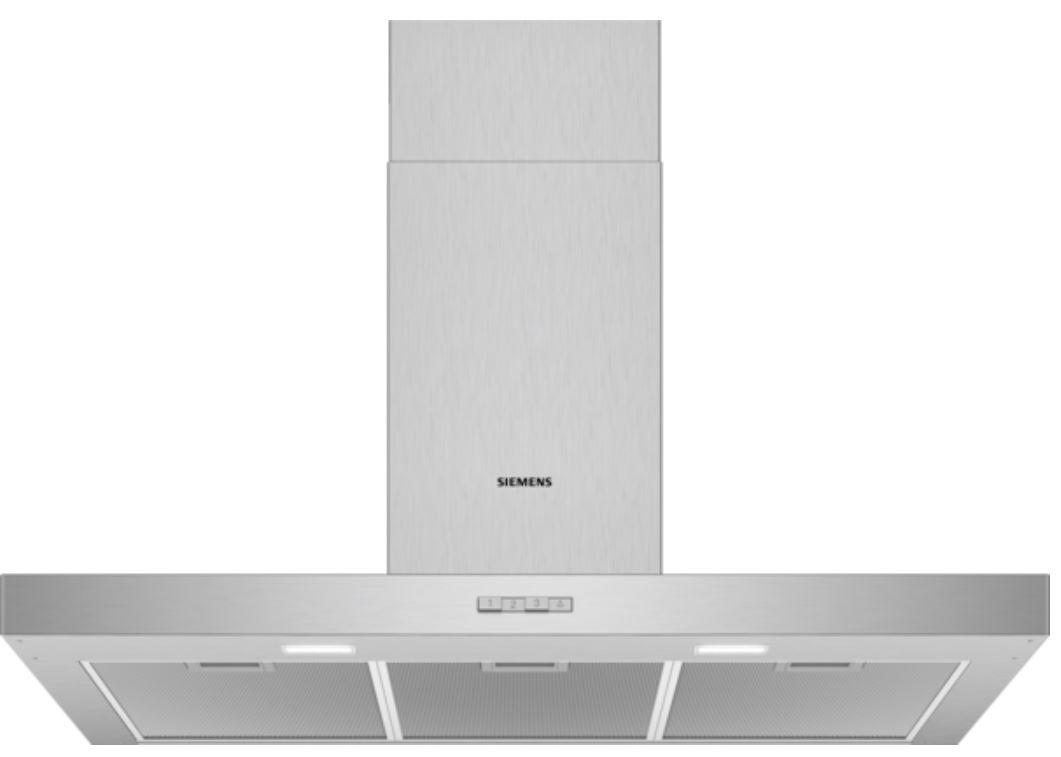 Siemens LC94BBC50 Wand- Dunstabzugshaube/ Energieeffizienzklasse D