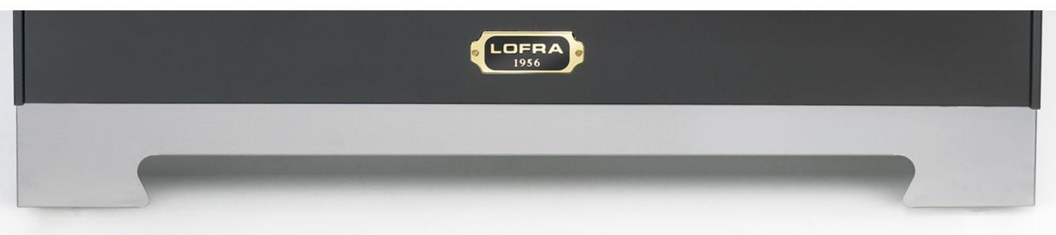 LOFRA Sockelleiste 90 cm - 10 cm Höhe