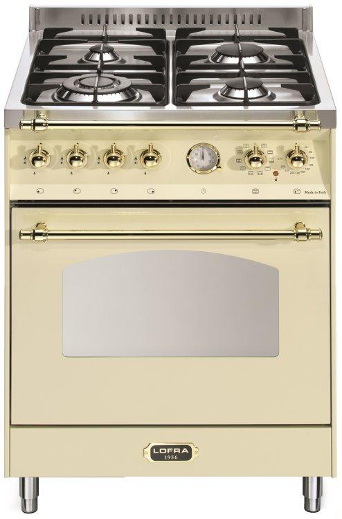 LOFRA RBI 66 MFT / CI DOLCEVITA Range Cooker Gasherd mit Elektrobackofen/ Energieeffizienzklasse A