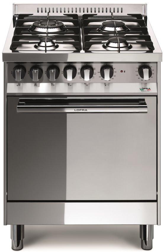 LOFRA M66GV/C MAXIMA Range Cooker Gasherd mit Umluft-Gasbackofen/ Energieeffizienzklasse A