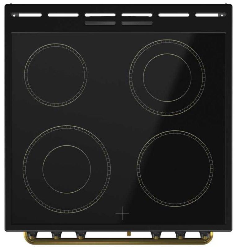 gorenje ec62clb elektro standherd classico collection energieeffizienzklasse a. Black Bedroom Furniture Sets. Home Design Ideas